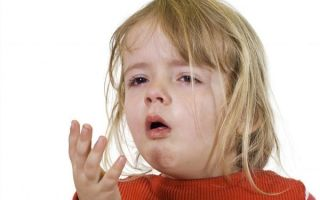 Кашель после еды у взрослых и детей — причины, лечение