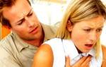 Удушливый кашель у взрослых – причины и лечение