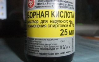 Борная кислота и спирт в уши: терапевт о показаниях, отличиях и безопасном применении