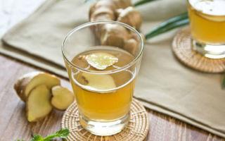 Имбирь от кашля: полезные свойства, народные рецепты