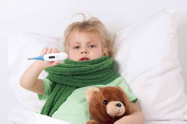 Температура: 37, 38, 39, у детей, с симптомами и без, высокая и низкая