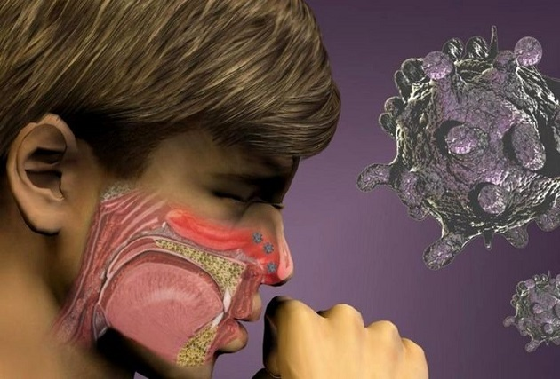 Козявки в носу: причины почему образуются, лечение
