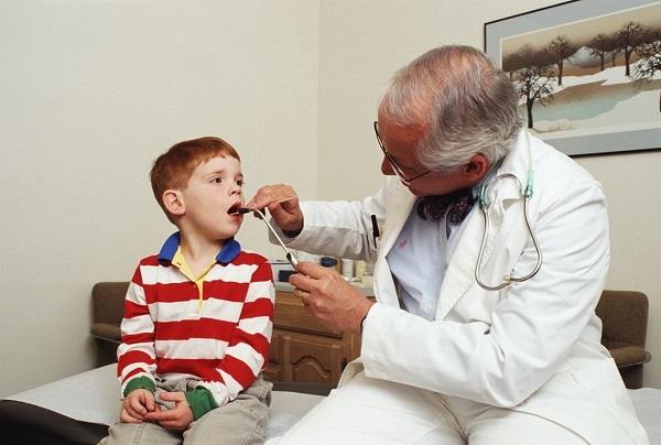 Стрептококк митис в горле у ребенка