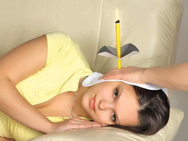 Ушные свечи для удаления пробок: терапевт о принципах действия и применении