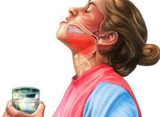 Слизь в горле: причины, как действовать, лечение и профилактика