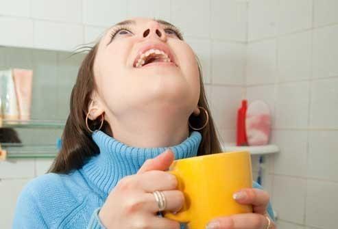 Лечение болезней горла: методы и средства