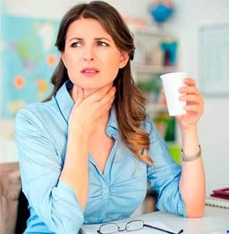 Катаральная ангина: особенности и возбудитель, симптомы, тактика лечения