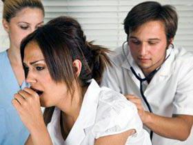 Кашель с пеной у взрослого – причины, лечение