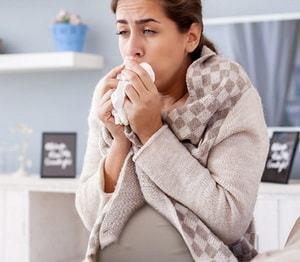 Лечить кашель при беременности: 1, 2, 3 триместр