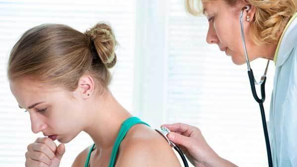 Хронический кашель у взрослого – причины и лечение