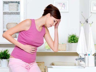 Чем лечить кашель при беременности на 2-м триместре