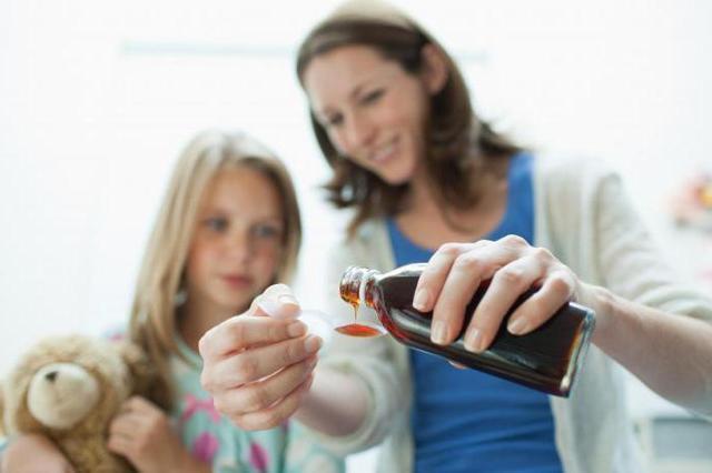 Антибиотики при кашле у детей – правила приема