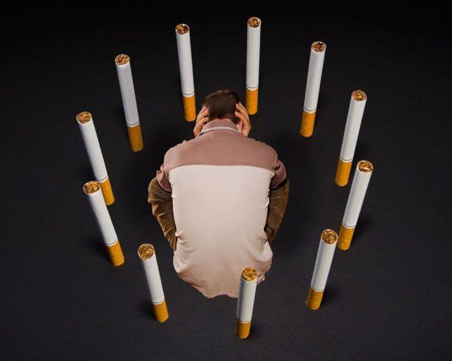 Кашель после отказа от курения: влияние сигарет, причины, лечение