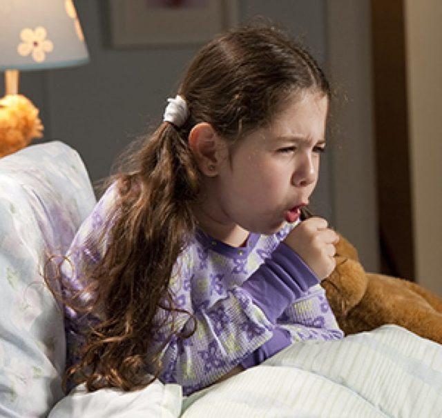 Кашель при аденоидах у детей – причины, симптомы, лечение