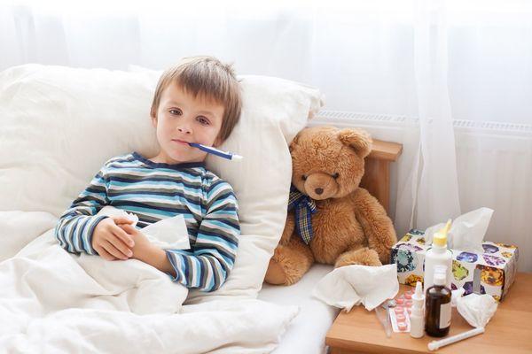 Кашель после прививки от гриппа – причины появления