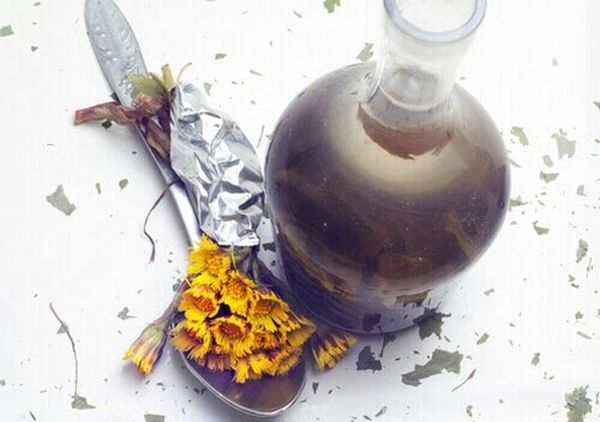 Мать-и-мачеха от кашля – рецепты народной медицины