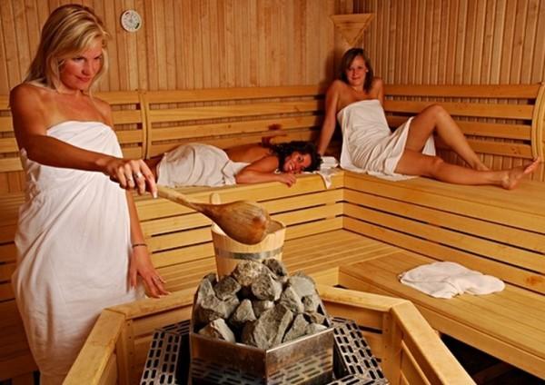 Можно ли посещать баню при кашле?